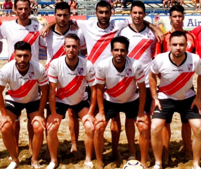 E' attivo il nuovo sito della Genova Beach Soccer !