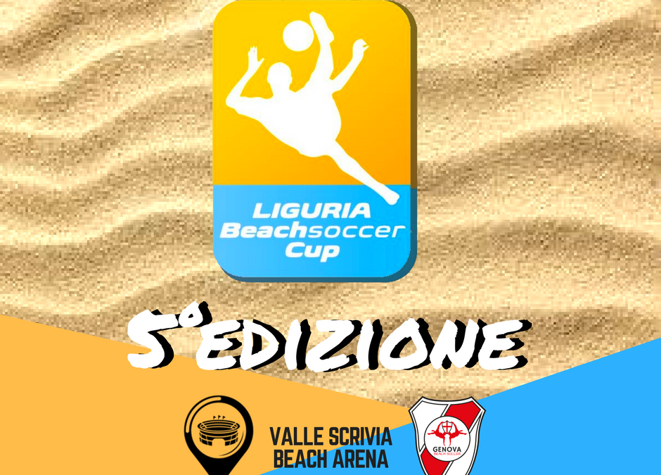 Liguria Beach Soccer Cup 2018