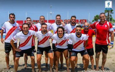 Genova Beach Soccer nella stagione 2018 numeri da Serie A!