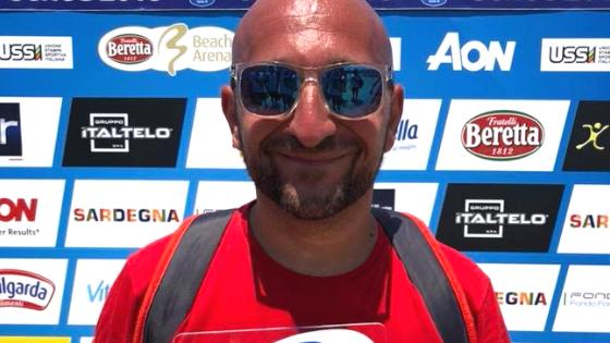 Enrico Ragni guiderà la Genova Beach Soccer anche nel 2019!