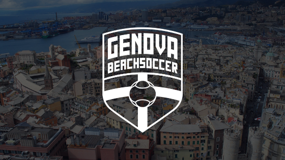 Si alza il sipario sul nuovo Logo della Genova Beach Soccer!