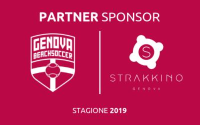 Genova Beach Soccer insieme a Strakkino!