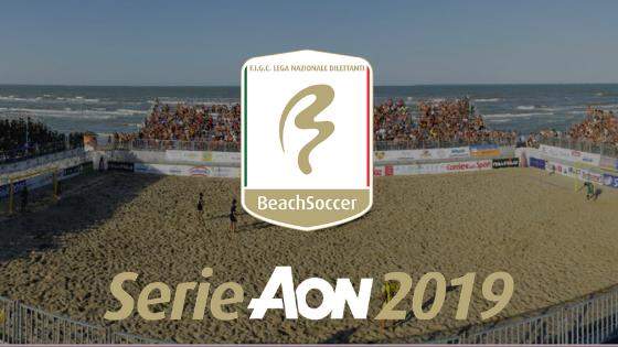 """Ecco il girone della Genova Beach Soccer per la Serie A 2019. Mister Ragni:""""Girone tosto, ma ci faremo trovare pronti!"""""""