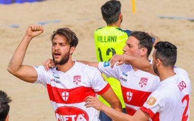 Genova Beach Soccer la stagione al via, Martedì 1 Giugno il raduno.