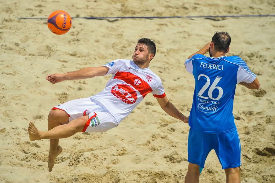 Superba Genova Beach Soccer, 4°posto finale in classifica al suo primo campionato di Serie A!