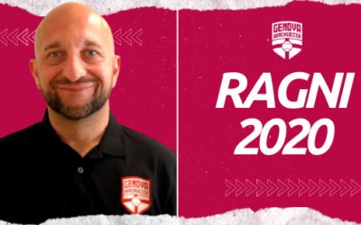 Enrico Ragni guiderà la Genova Beach Soccer anche nel 2020!