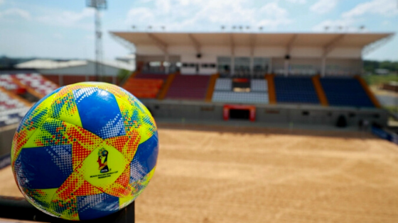 Il beach soccer internazionale ripartirà a Settembre 2020!