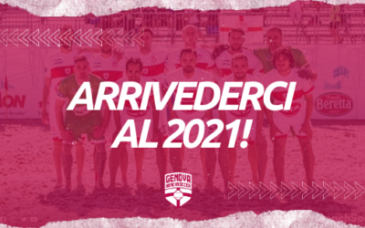 Il Beach Soccer in Italia non partirà. Arrivederci al 2021!