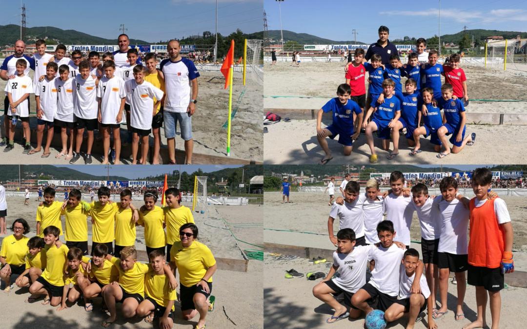 Torna la Liguria Beach Soccer Cup dedicata alle giovanili!